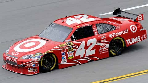 Juan Pablo Montoya, Earnhardt Ganassi Racing (239 points behind)