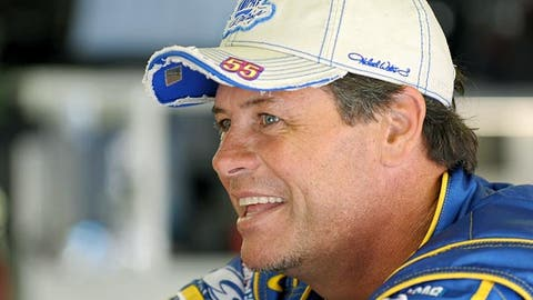 Keep an Eye On: Michael Waltrip