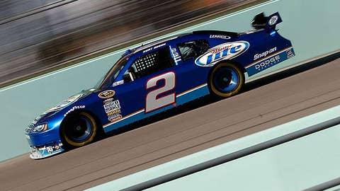 Kurt Busch, Penske Racing