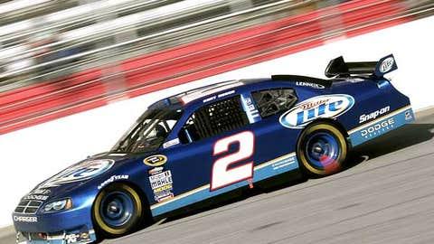 Kurt Busch, Penske Racing -- A