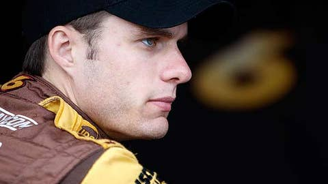 Middle of the road: David Ragan