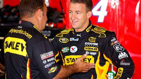 Not - AJ Allmendinger and John Andretti