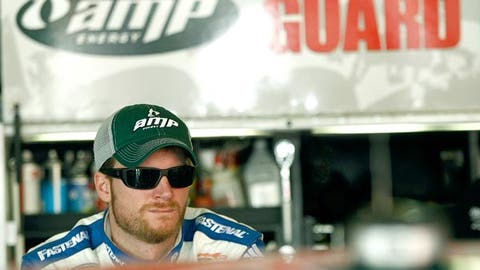 Not -- Dale Earnhardt Jr.