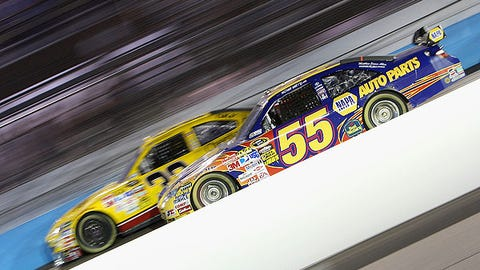 Not -- Michael Waltrip