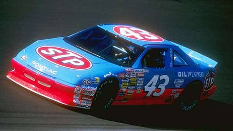 Richard Petty -- Six wins