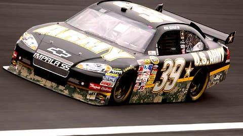 Ryan Newman, Stewart-Haas Racing -- B-