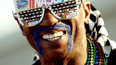 Super fan, indeed