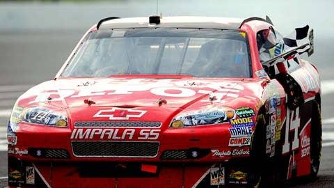 Tony Stewart, Stewart-Haas Racing -- A++