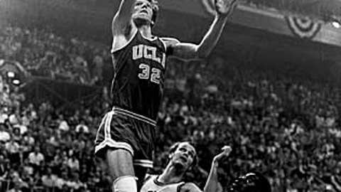 UCLA Bruins -- NCAA Basketball Champions (1967-1973)