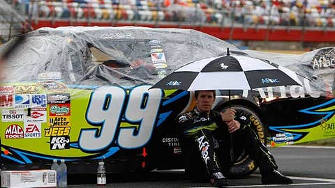 Why don't they race in the rain?