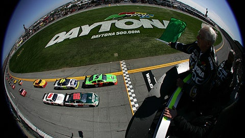 Daytona 500 - Feb. 20 on FOX
