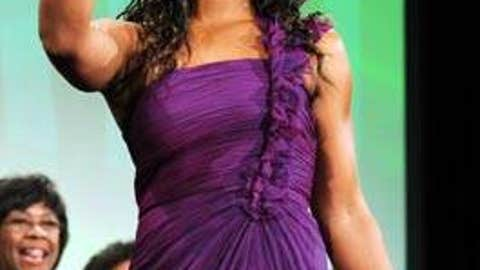 Laila Ali, world champion boxer