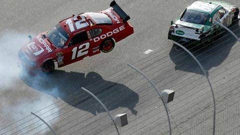 Carl Edwards vs. Brad Keselowski (Present)