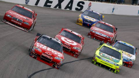 Texas 500 - April 9 on FOX