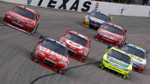 Texas 500 - April 9 on FOX