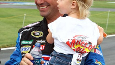 Marcos Ambrose and Adelaide
