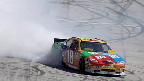 Hot: Joe Gibbs Racing
