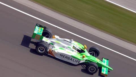 Townsend Bell, Chip Ganassi Racing/Sam Schmidt Motorsports