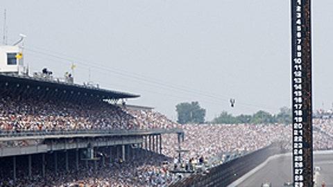 Indianapolis 500 – May 29