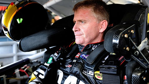 Hot: Jeff Burton's temper