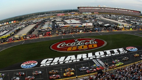 NASCAR Sprint Cup Series Coca-Cola 600 (Getty Images)