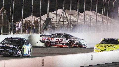 Brad Keselowski (Photo by Dilip Vishwanat/Getty Images for NASCAR)