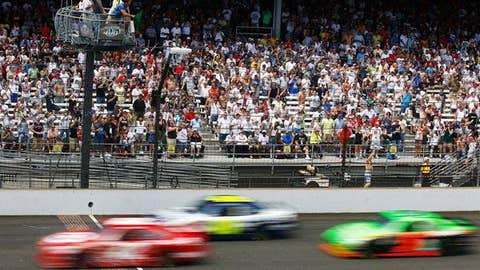 Indianapolis 400 - July 31