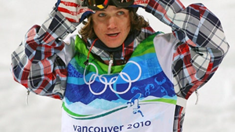 Louie Vito, world champion and Olympic snowboarder