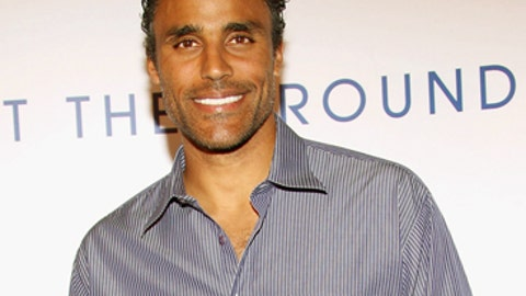 Rick Fox, retired NBA star