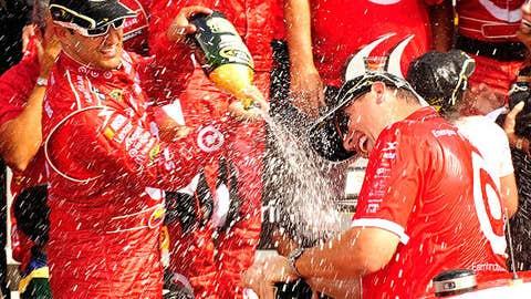 Juan Pablo Montoya - one win