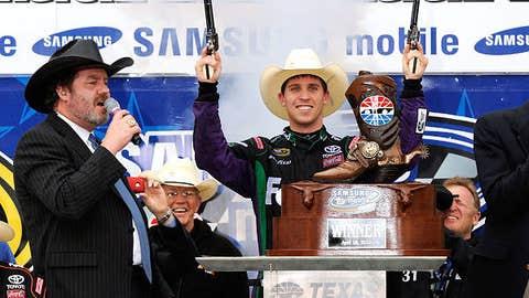 Denny Hamlin - eight wins