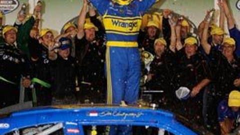 Dale Earnhardt Jr., one win