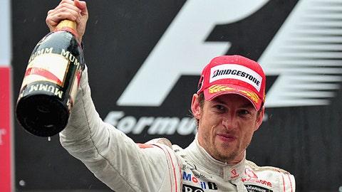 Jenson Button, two wins