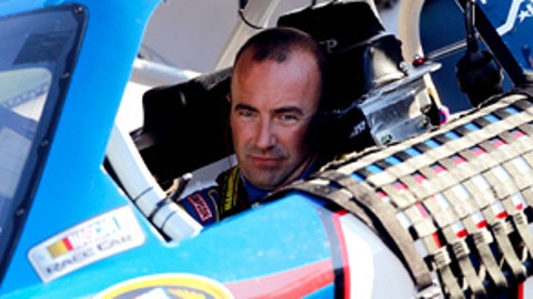 Hot: Marcos Ambrose