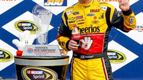 Hot: Clint Bowyer