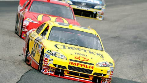 Clint Bowyer, two wins
