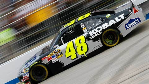Jimmie Johnson (35 points behind leader)