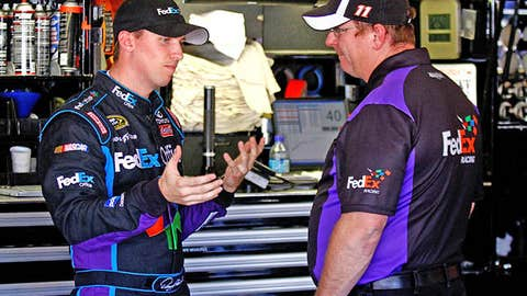 Denny Hamlin (36 points behind leader)