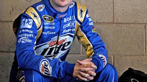 Kurt Busch (140 points behind leader)