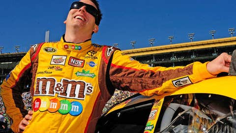 Kyle Busch (187 points behind leader)