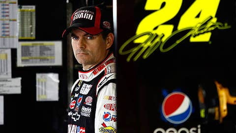 Not: Jeff Gordon