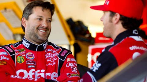 Tony Stewart (388 points behind leader)