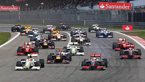 German Grand Prix – July 24 on SPEED