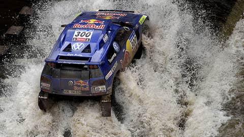 Dakar Rally – Jan. 1-16