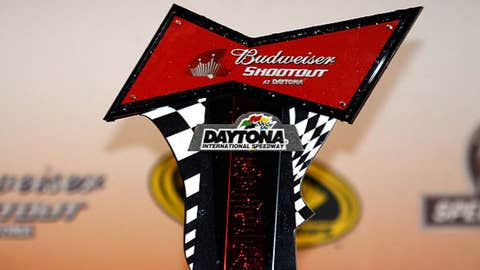 Budweiser Shootout at Daytona International Speedway