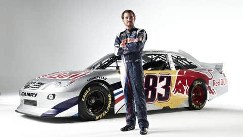 No. 83 Red Bull Toyota