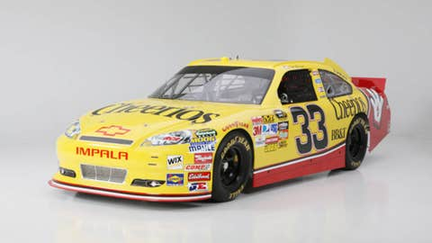 No. 33 Cheerios Chevrolet Impala