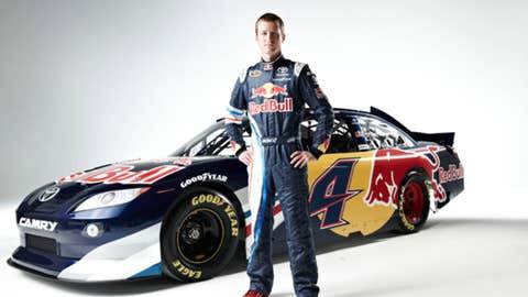 No. 4 Red Bull Toyota