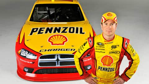 No. 22 Shell/Pennzoil Dodge