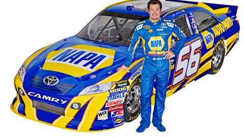 No. 56 Napa Auto Parts Toyota
